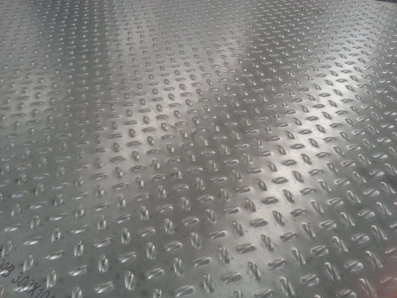 Chapa xadrez inox 304